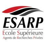 Logo École supérieure des Agents de Recherches Privées